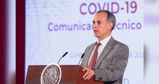 Prevén que brote de coronavirus en México dure al menos 12 semanas