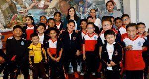 Comuna y fundación invierten 2 mdp para crear liga de fútbol