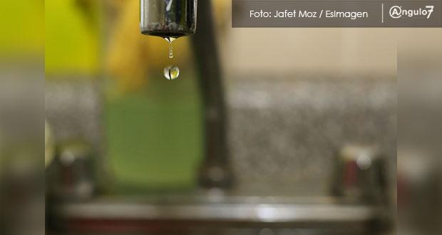 Por contingencia, acuerdan condonar pago de agua de abril a 8 mil Mipymes