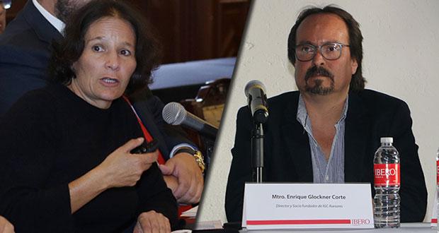 Sale Ibarra de la Secretaría de Bienestar municipal y llega Enrique Glockner