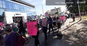 En marcha feminista, exigen a Congreso legislar aborto legal y matrimonios gay