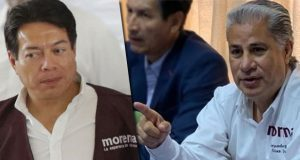 Delgado y Rojas van por encuestas abiertas para elegir a dirigentes en Morena