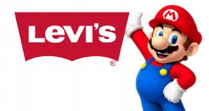 Levi´s y Nintendo se unen para lanzar ropa de Mario Bros
