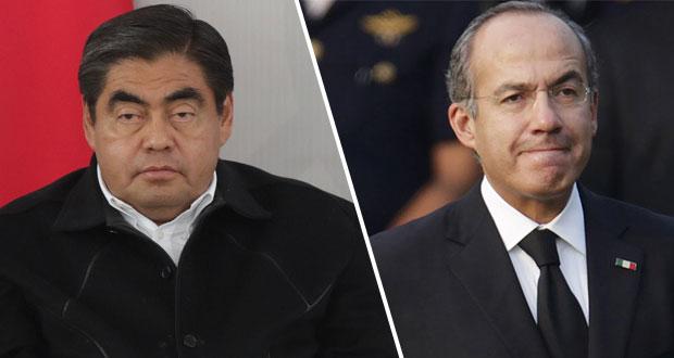 Barbosa y Calderón desatan pleito por propagación de Covid-19