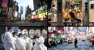 Advierten cuarentena obligatoria en Nueva York por Covid-19
