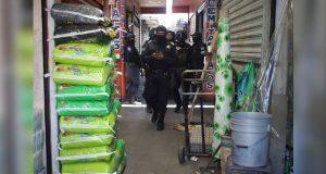 Un detenido y droga decomisada, saldo de operativo en el Morelos