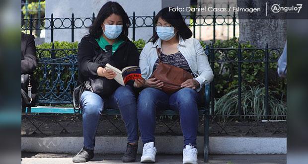 Pese a compras de pánico, poblanos se preocupan poco por el coronavirus