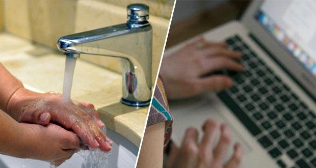 Puebla, de los 10 estados con poca disponibilidad de agua en casas e internet