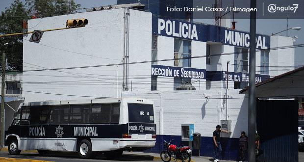 Por tiempo indefinido, Policía Municipal de Puebla acatará órdenes de Barbosa