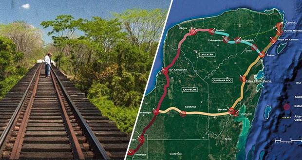 Jueza limita suspensión de Tren Maya a comunidad de Xpujil: Fonatur