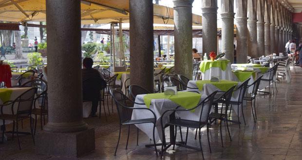 Restaurantes de Canirac piden condonación de tres meses de impuestos