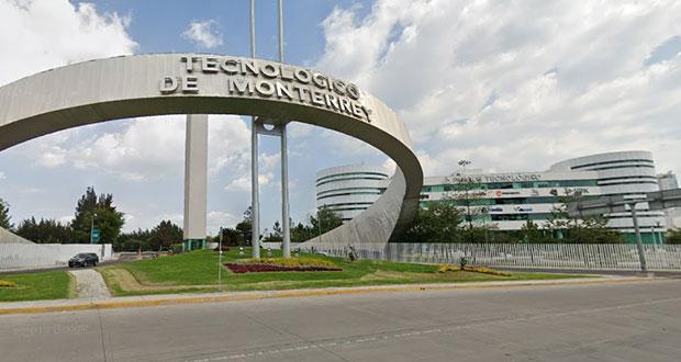 Tec de Monterrey suspenderá clases en Puebla y de país por Covid-19