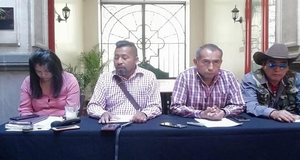 Habitantes de La Resurrección no avalan expropiación que propone gobierno