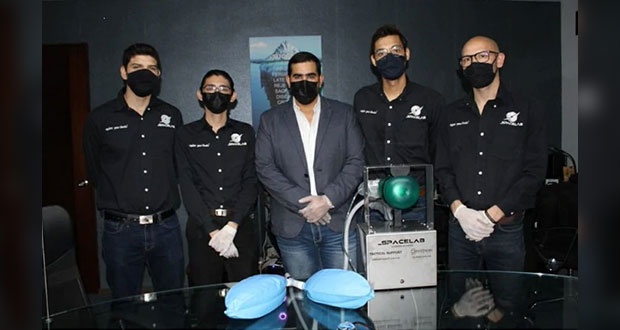 AEM capta iniciativas para aplicar tecnología espacial contra pandemia