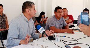 Antorcha acusa arbitrariedades del ayuntamiento de Huauchinango