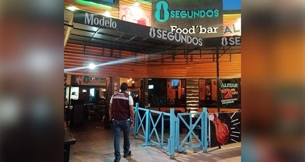 Barbosa advierte clausuras a bares y antros que no cierren por contingencia