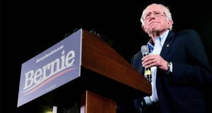 Sanders se baja de contienda por candidatura a presidencia de EU