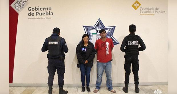 Captura SSP a dos personas vinculadas a multihomicidio en Chignahuapan