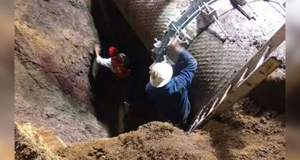 Conagua repara fuga que cortó abasto a 700 mil personas en Edomex