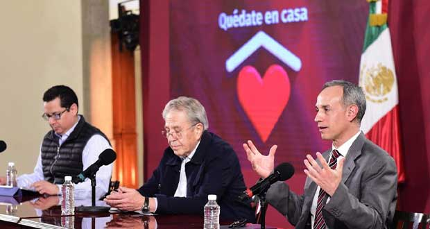 Van mil 732 fallecidos y 5 mil 444 casos activos de Covid-19 en país