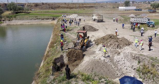 Cuautlancingo pide cerrar 5 pozos de absorción de agua