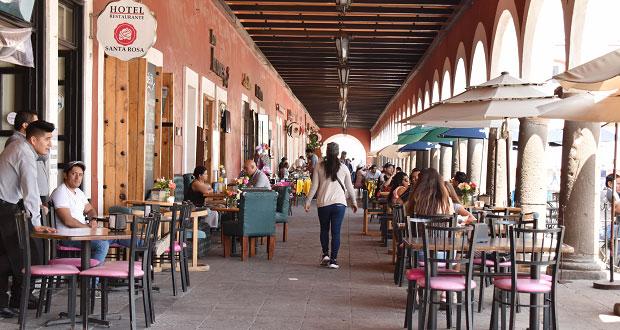 Créditos de 25 mil pesos a empresas turísticas poblanas por Covid-19