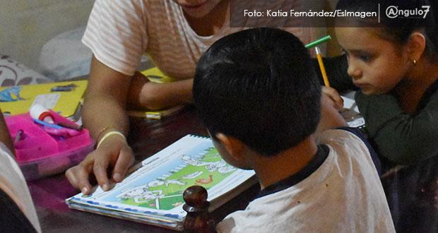 Educación básica a distancia, limitada y sin coordinación, señalan
