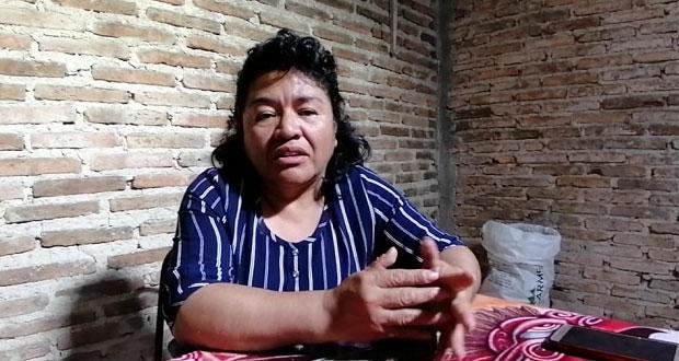 Ante contingencia, piden despensas en Xiutetelco