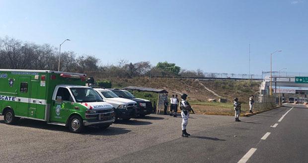 GN apoya a autoridades estatales y municipales ante pandemia
