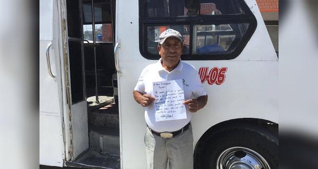Gobiernos deben apoyar a transportistas ante contingencia: Antorcha