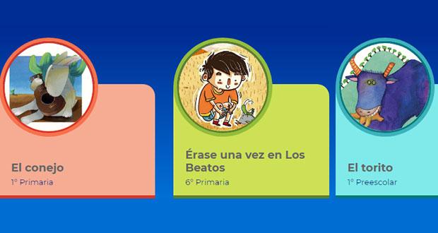 Habilita SEP biblioteca digital para niños con más de 70 títulos