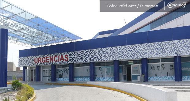 Posible desabasto de medicinas en Hospital de Cholula, se revisará: Barbosa