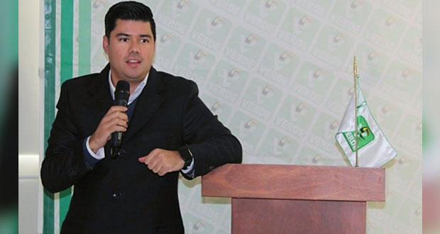 Partido Verde urge evitar aumento de incendios forestales en Puebla