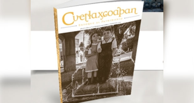 Lanzan de manera digital la revista de patrimonio Cuetlaxcopan
