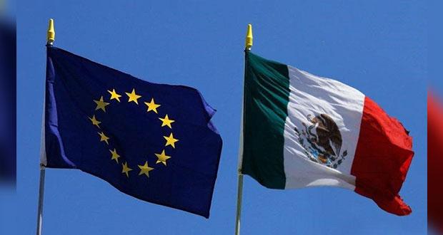 México y Unión Europea modernizan tratado de libre comercio