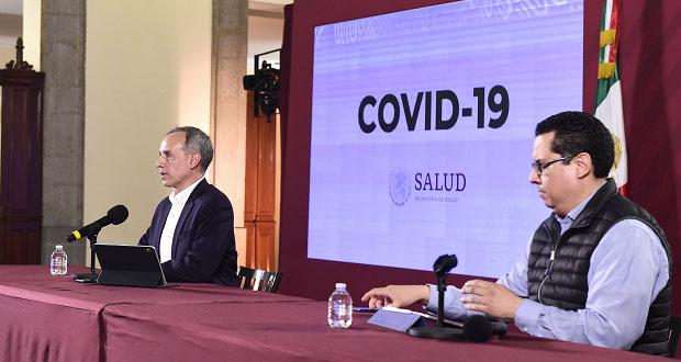 Muertos por coronavirus suben a 546 en país; casos, 6,875