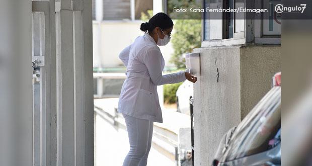 Puebla cumple con blindaje sanitario para evitar contagios de Covid: estudio