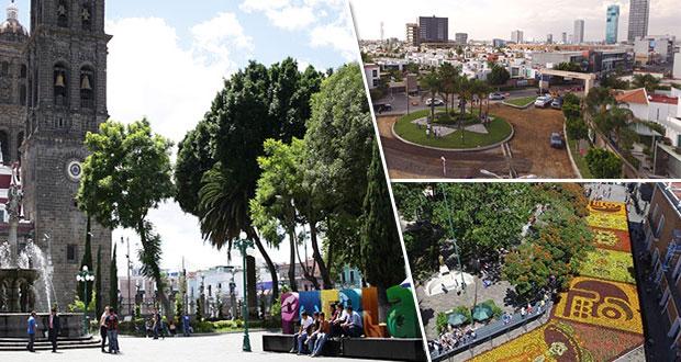 Puebla, San Andrés y Atlixco, en lista para mejoramiento urbano este 2020