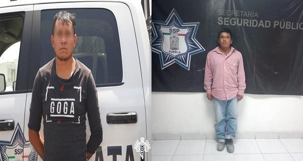 """SSP detiene a dos narcomenudistas de """"El Pelón"""" y """"El Loco"""" Téllez"""