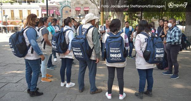 Trabajadores del Inegi en Puebla acusan que los obligan a renunciar
