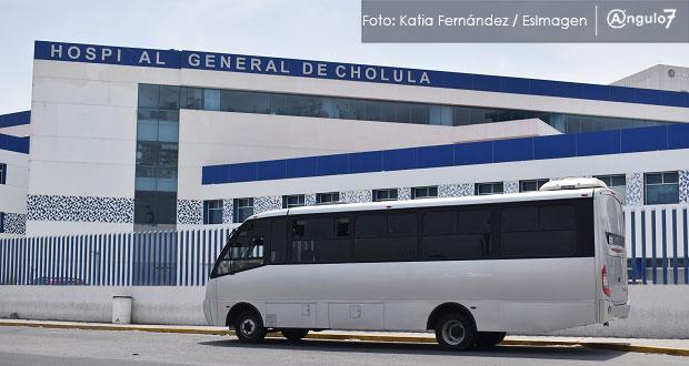 Personal médico será trasladado de hospital Covid a sus casas gratis: Barbosa