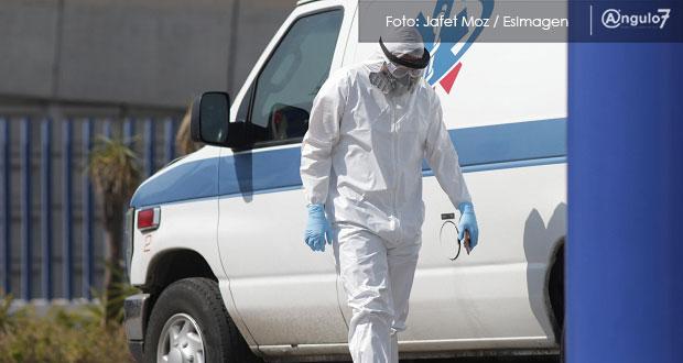 En Puebla, 37 contagiados de Covid están asegurados; es tercer lugar