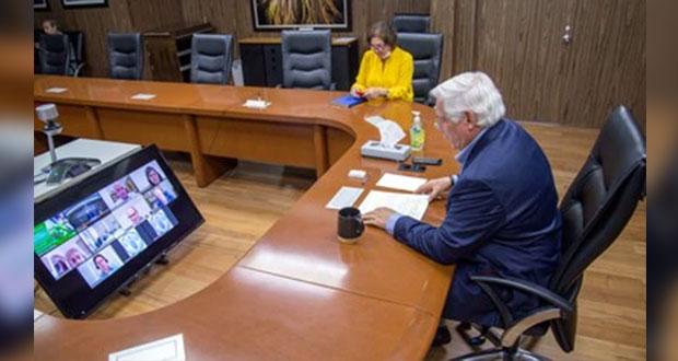 Con apoyos, México garantiza producción de alimentos: Sader a FAO