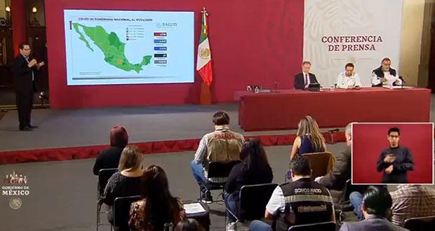 Van 37 muertos por Covid-19 en México; uno era médico en Monclova