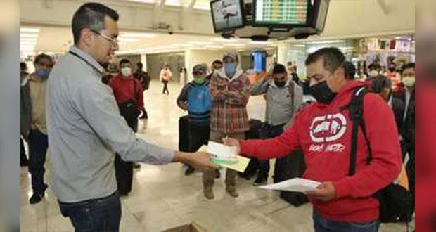 Viajarán a Canadá 9 mil jornaleros mexicanos en abril y mayo