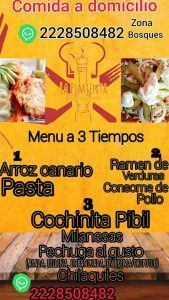 Por demanda, Bosques Eats se extendería a otras colonias de Puebla capital