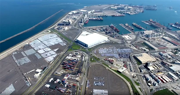 SCT asigna a Inbursa contrato para asegurar puertos federales