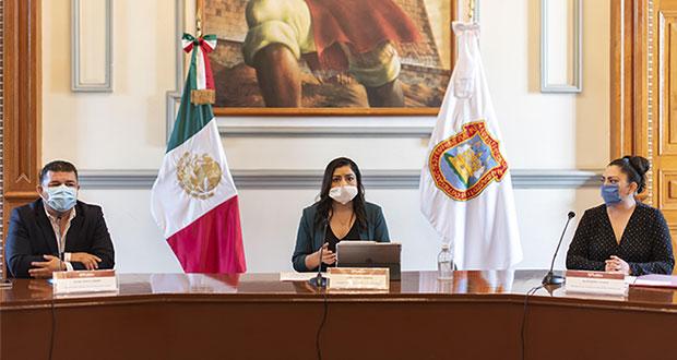 Por fase 3, Comuna de Puebla alista apoyos alimentarios y económicos