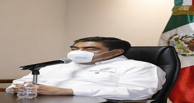 Gobierno estatal, en comunicación con autoridades ante pandemia