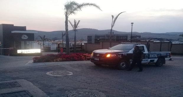 Pese a contingencia, policía de Ocoyucan sigue atendiendo denuncias